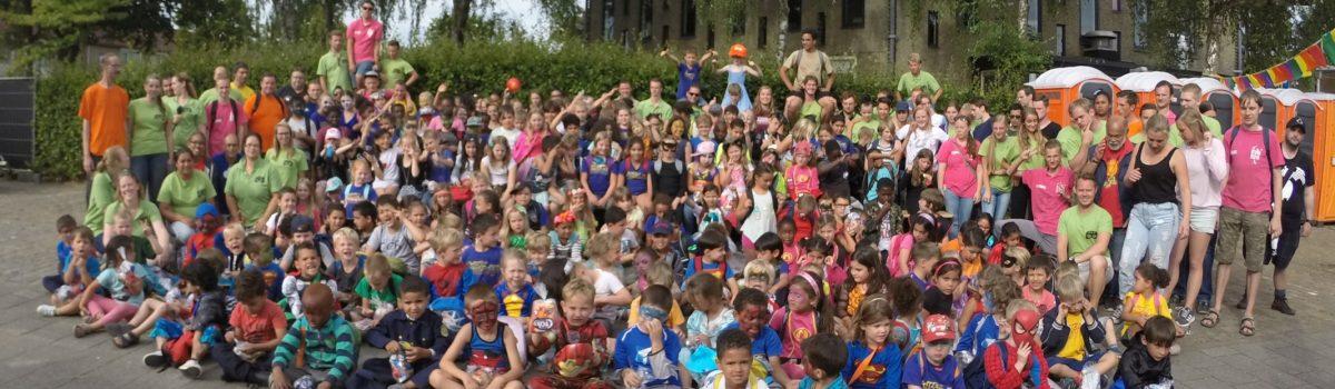 KinderVakantieWerk Zand-Wandelbos, de Reit en Zorgvlied